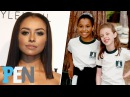 Kat Graham On Her First Role In 'The Parent Trap' Movie, Fashion, Music & More | PEN | People