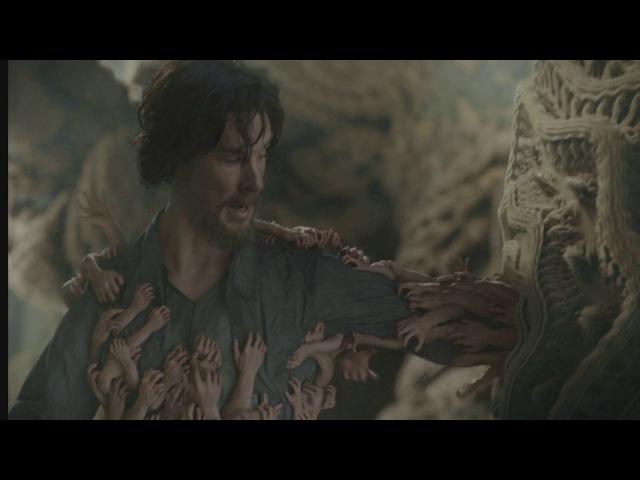 Doctor Strange - Open your eye scene