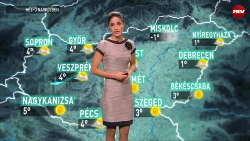 Прогноз погоды (ATV [Венгрия], 02.01.2017)