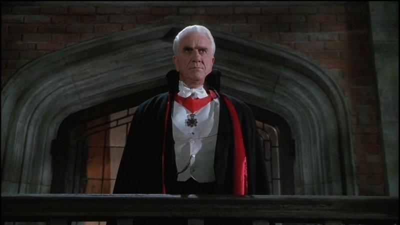 Дракула: мертвый и довольный Dracula Dead and Loving It 1995