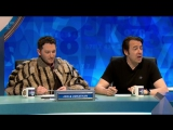 8 Out Of 10 Cats Does Countdown 12x05 - Jessie Cave, Victoria Coren Mitchell, Lee Mack, Jonathan Ross