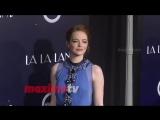 Эмма Стоун на премьере фильма «Ла Ла Ленд» в Лос - Анджелесе