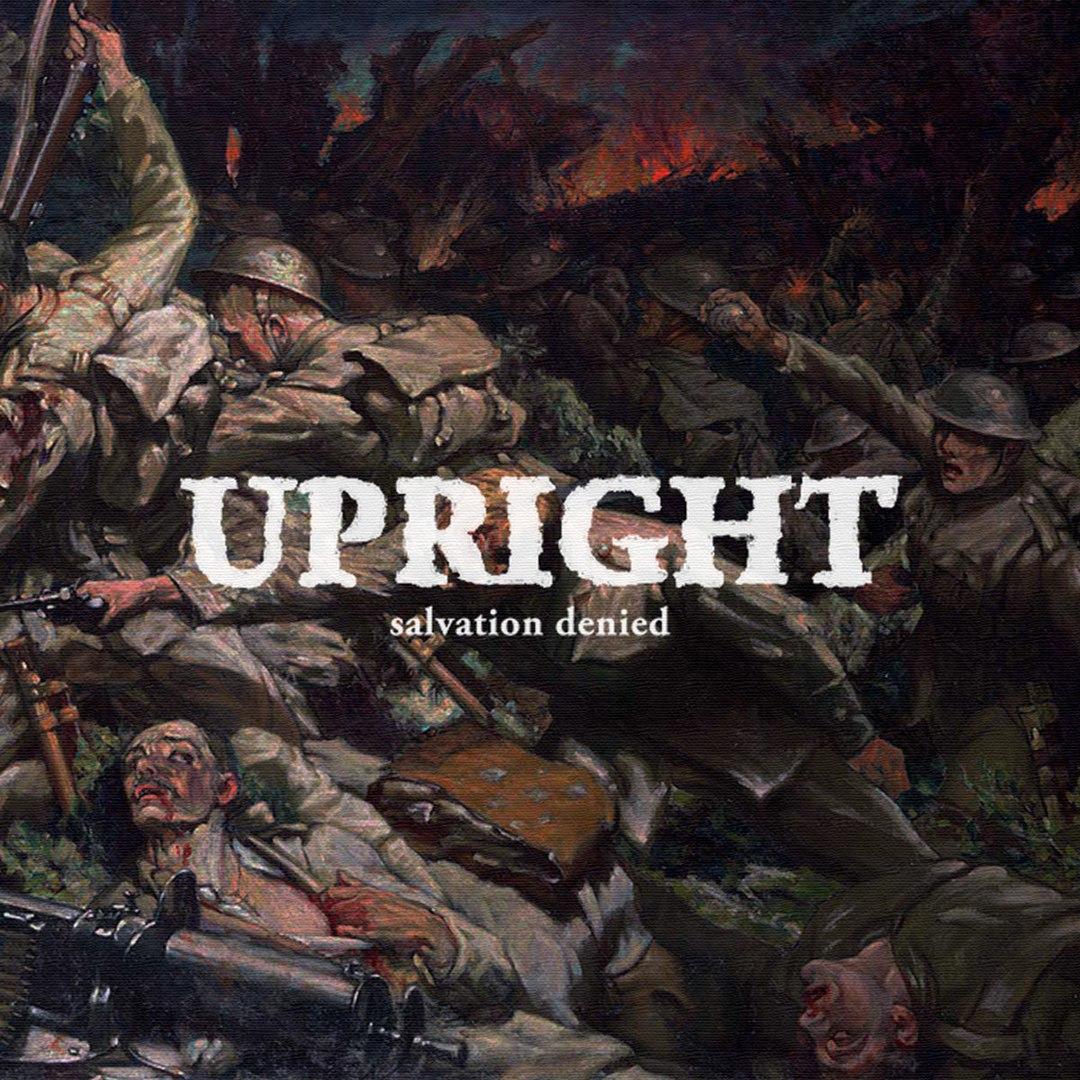 Upright - Salvation Denied (2017)