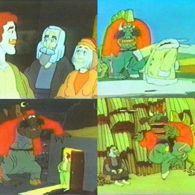 Смотрим онлайн мультфильмы Арменфильм