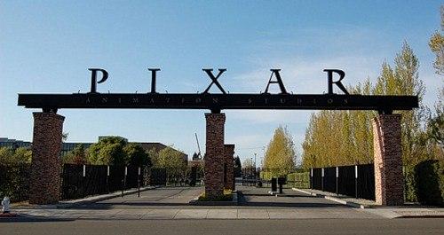 Студия PIXAR - Необычный взгляд изнутри