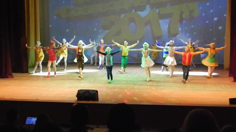 Отчетный концерт БДДТ - Джинглики