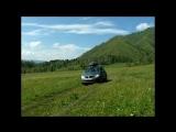 Путешествие на машине на Алтай из Петербурга.