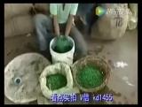 Как красят китайцы овощи и фрукты