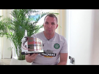 Manager of the Month - Brendan Rodgers