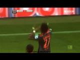 Alaba free kick | vk.com/dreamfv
