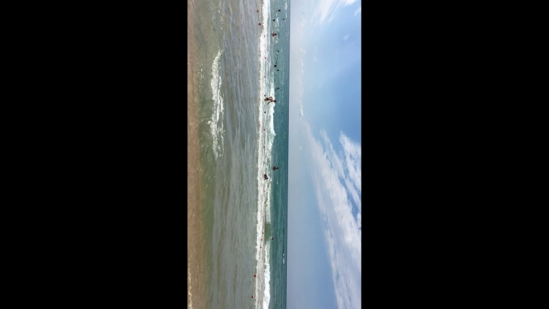Море где отдыхает Душа!...