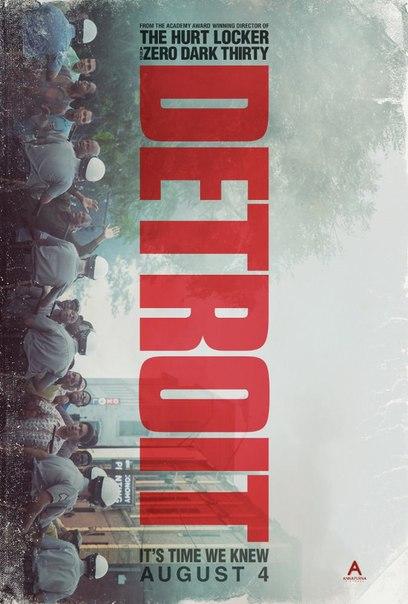 Детройт — Русский трейлер (2017)