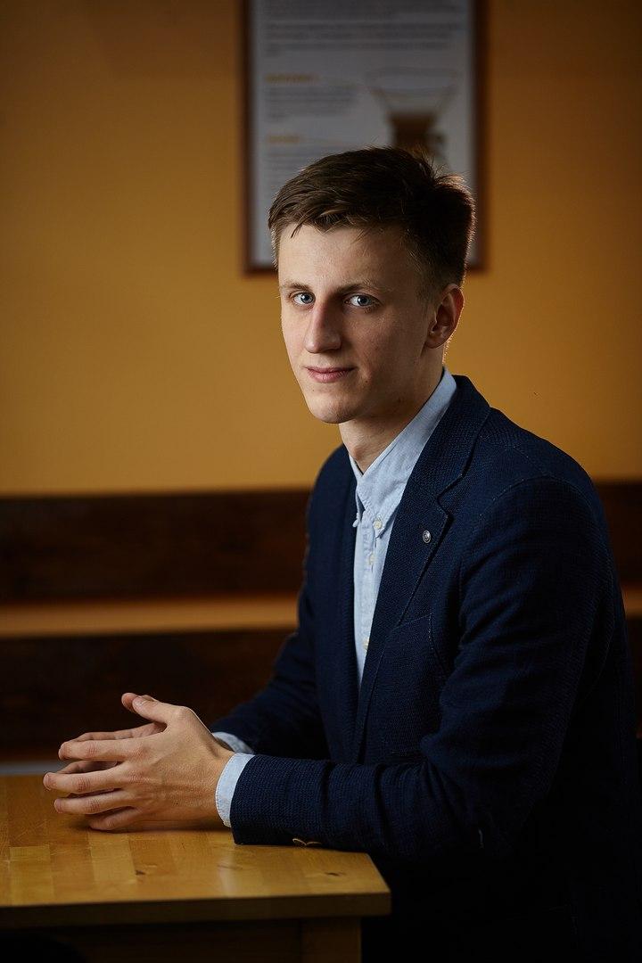 Сторожук Никита - Генеральный директор и основатель компании