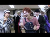 BANGTAN BOMB War of hormone in Halloween