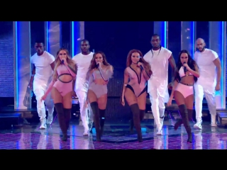 little mix - oops and touch x factor live