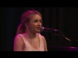 Сабрина в студии радиостанции Live 95.5 12.07.17. Портленд, США