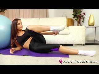 Siobhan Murray black striptease sex fitness