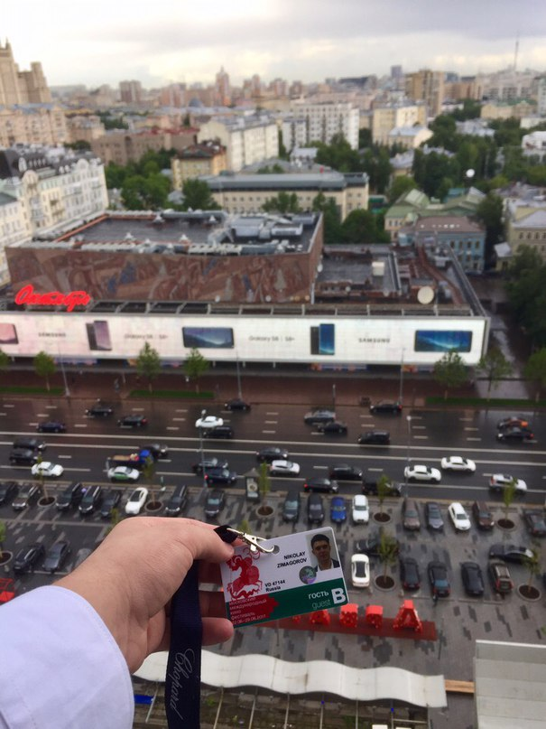 Николай Зимагоров | Paris
