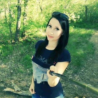 Кристиночка Ребрикова