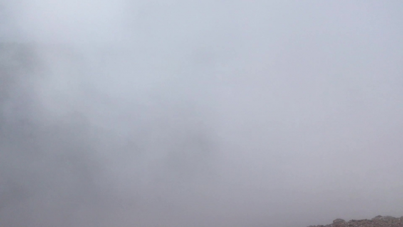 Вершина Авачинского вулкана