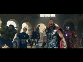 Мстители vs Трансформеров (новый фан-трейлер)/The Avengers VS Transformers New Fan Trailer! Amazing Epic Supercut!