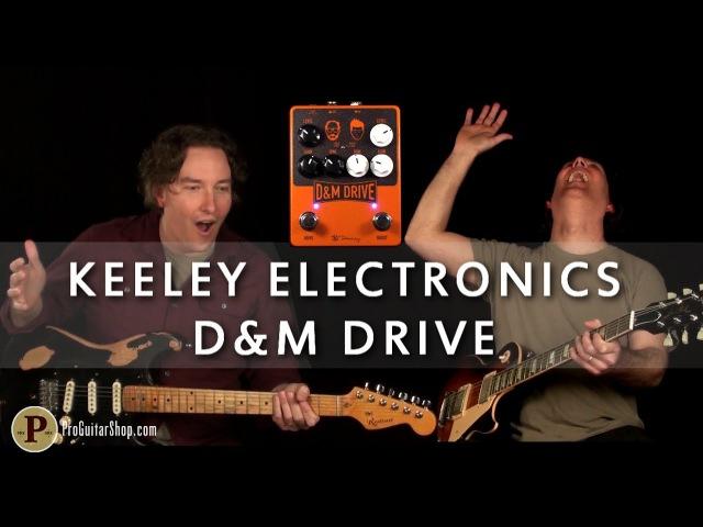 Keeley Electronics DM Drive