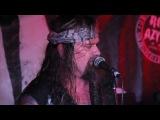 Chris Holmes - W.A.S.P. - Sleeping In The Fire - Bannermans Bar - Edinburgh - 28092016