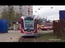 Самый дорогой трамвай в истории России Витязь против Кадилака Железнодорожное 26 с