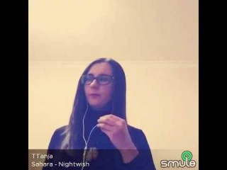 Tatiana Tormagova - Sahara (Nightwish cover)
