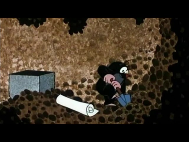 The mole the apocalypse