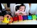 Baby Toy Review Lamaze Inch Worm