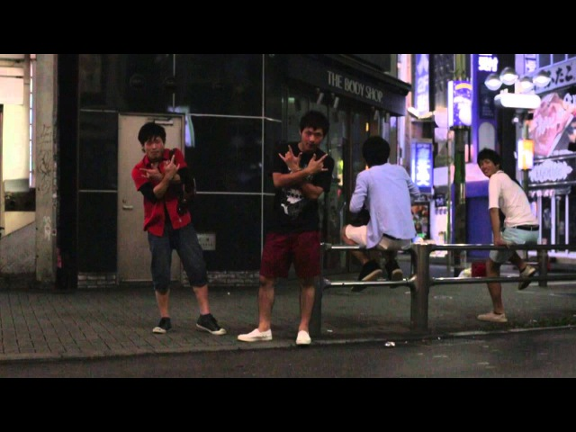 Jason Paul's Tokyo Drift Team Farang Freerunning
