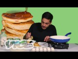 SMOKEABLES Wake and Bake with Pot-Infused Pancakes
