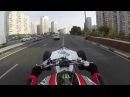 Yamaha YFZ 450 / Stunt / Mitino / Moscow