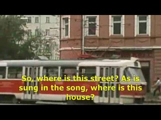 Moscow - Mira Avenue (1986)