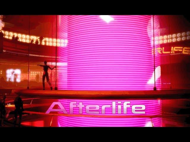 Mass Effect 2 - Omega Afterlife Upper Level (1 Hour of Music)