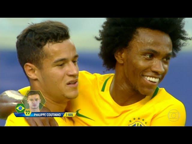 Hino - Seleção Brasileira (Globo SP)