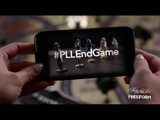 Pretty Little Liars: The Game is Coming to an End | The Final Episodes April 18, 2017 on Freeform!