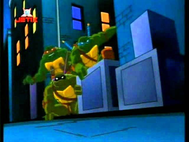 TMNT PL Wojownicze żółwie Ninja 2003 - Małe Zmiany 01E01 [1/2]