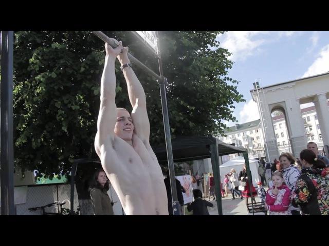 Калининградский спортяга или герой нашего времени