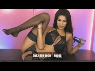 Babestation - Olivia Berzinc (Night Show) 22/02/2017