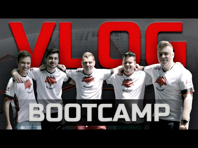 ANGE1 and Johntas tactics HellRaisers BBQ Bootcamp before PGL Major Krakow Main Qual[RU Subs]
