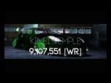 [DSL] NFS Carbon Drift: Kimei Temple - 9,107,551 (World Record)