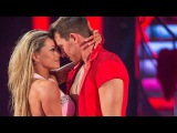 Ashley Taylor Dawson &amp Ola dance the Samba to 'Love Is In The Air' - Strictly Come Dancing - BBC
