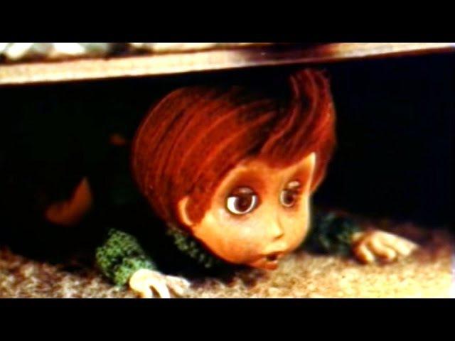 Советские Мультфильмы для детей - Солнышонок, Андрейка и Темнота (1980)