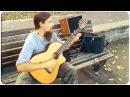 Mariusz Goli - BRILLIANT Street Guitarist