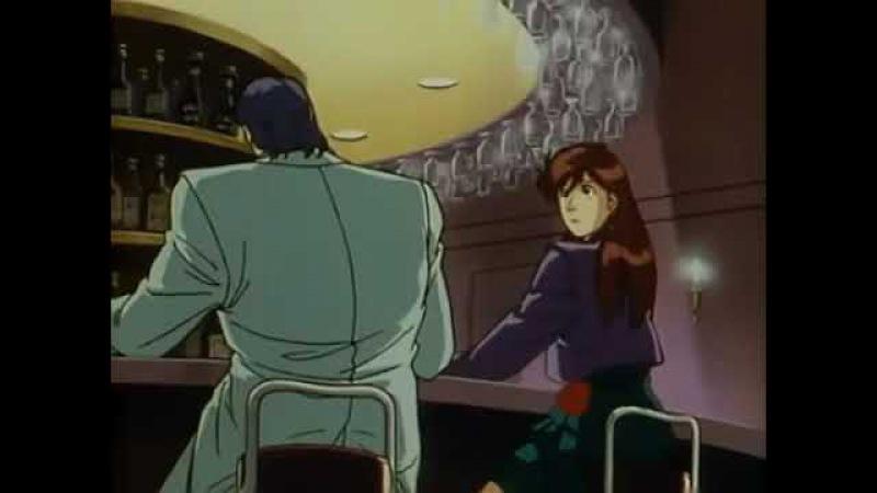 Преображение Каори. Смешной момент из аниме Городской Охотник 91. City Hunter 91
