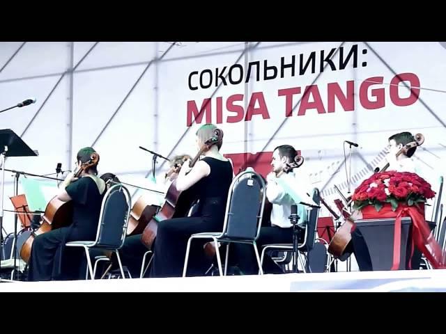 Misa Tango maestro Luis Bacalov