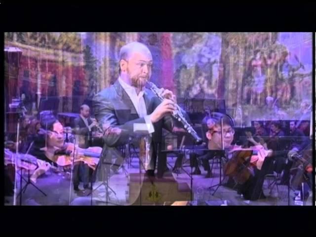 К.Ф.Э. Бах. Концерт для гобоя (флейты) с оркестром ре-минор H.484.1 (переложение для гобоя с оркестром) I. Allegro II. Un poco a