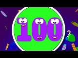 Zahlen Lied  Bildungs-Video  Learn Numbers 1 To 100  Song For Kids  Numbers Song